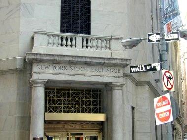 wall street, new york city 3