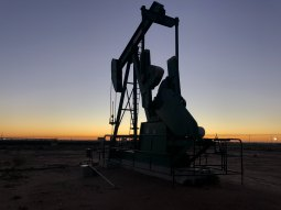 2018-09-25 mineral, oil well