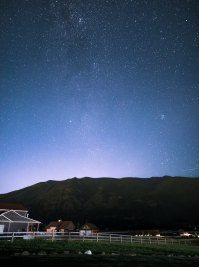 2018-12-28 land in family, stars over ranch