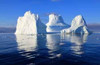 sea water ocean winter
